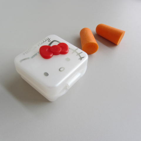 耳栓ブログ|Hello Kitty 耳栓